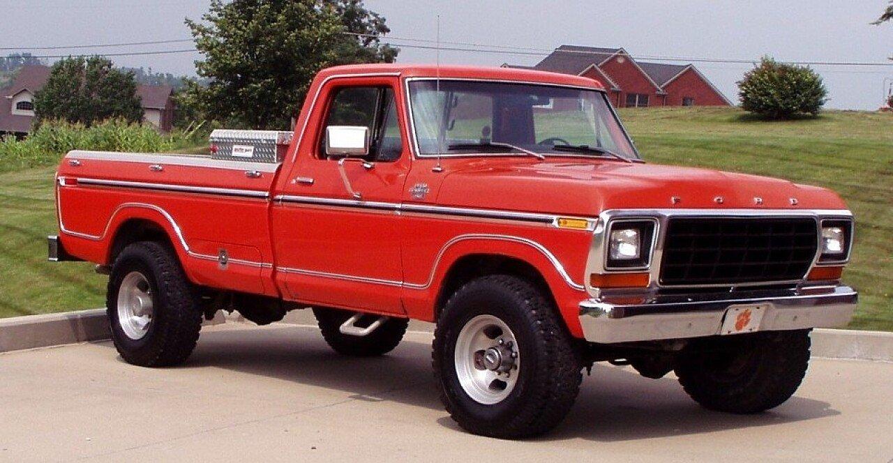 1978 ford f250 for sale near richmond kentucky 40475