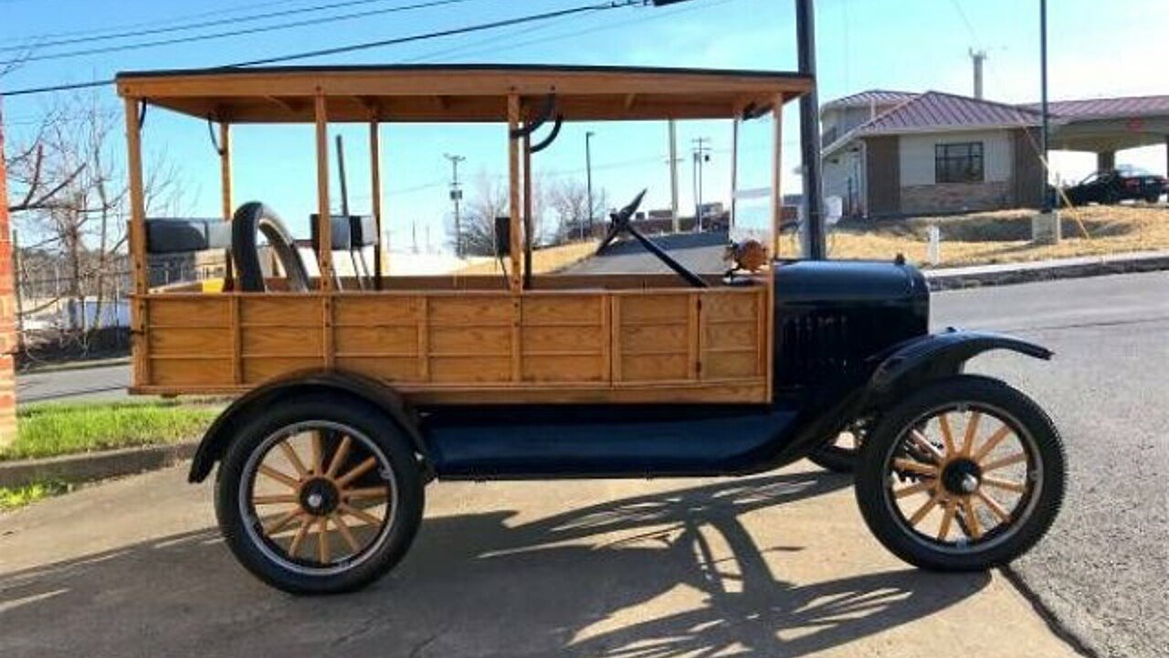 1920 Ford Model T for sale near Cadillac, Michigan 49601 - Classics ...