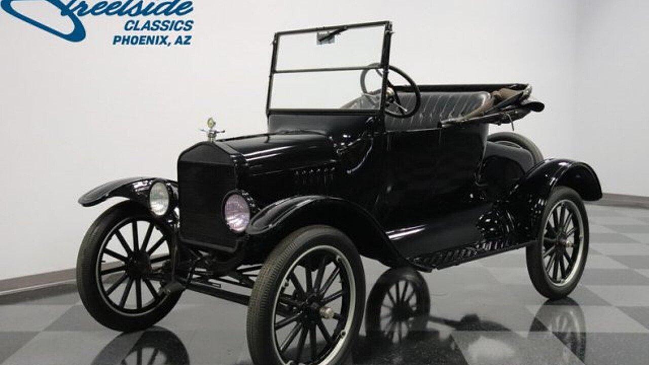 1923 Ford Model T for sale near Meza, Arizona 85204 - Classics on ...