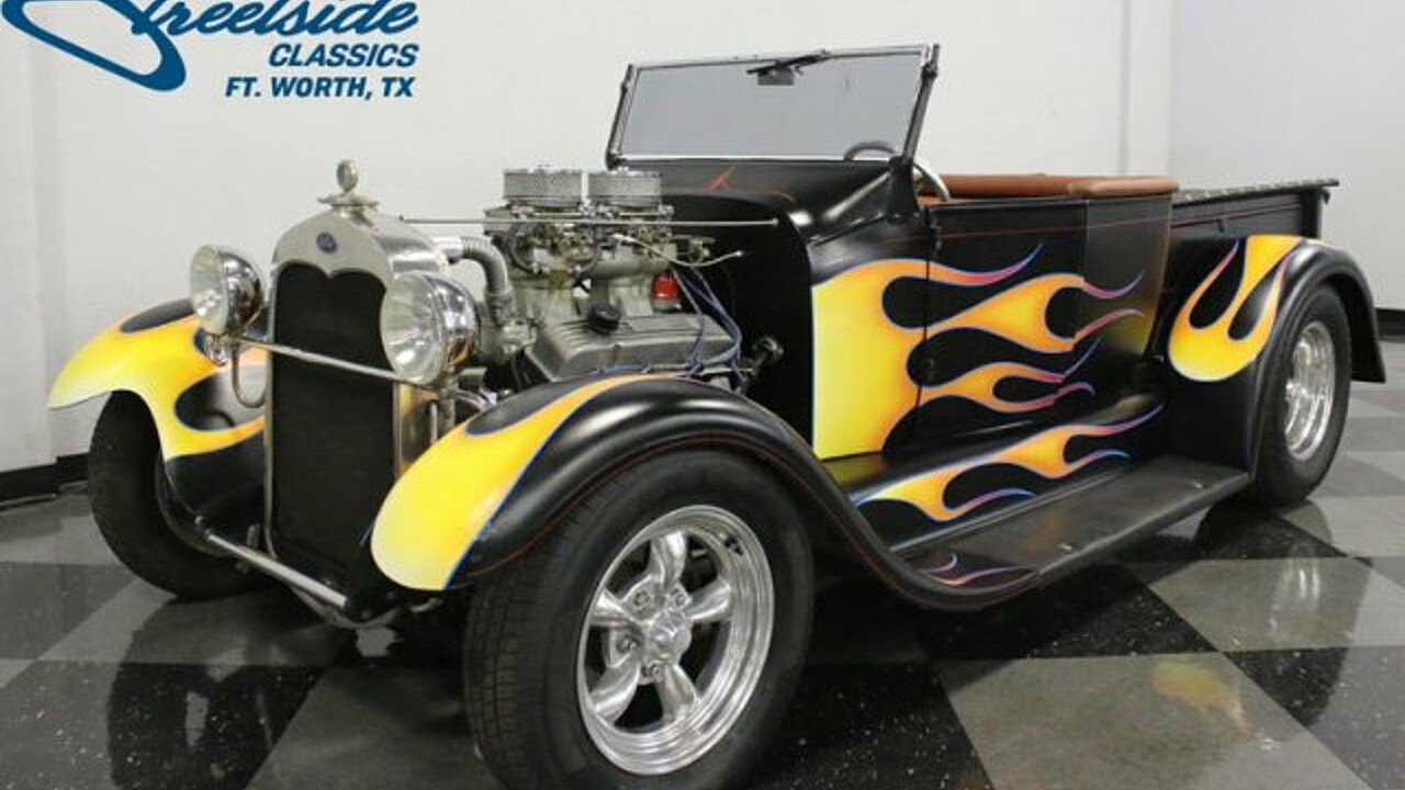 1923 Ford Model T for sale near Fort Worth, Texas 76137 - Classics ...