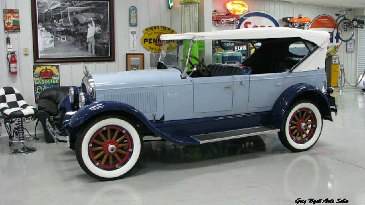 1925 Chrysler Model B-70 for sale near SUMMERVILLE, Georgia 30747 ...