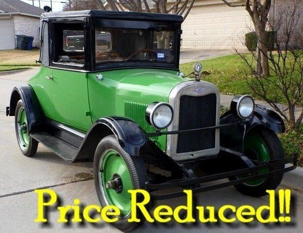 1926 Chevrolet Superior For Sale 100831481