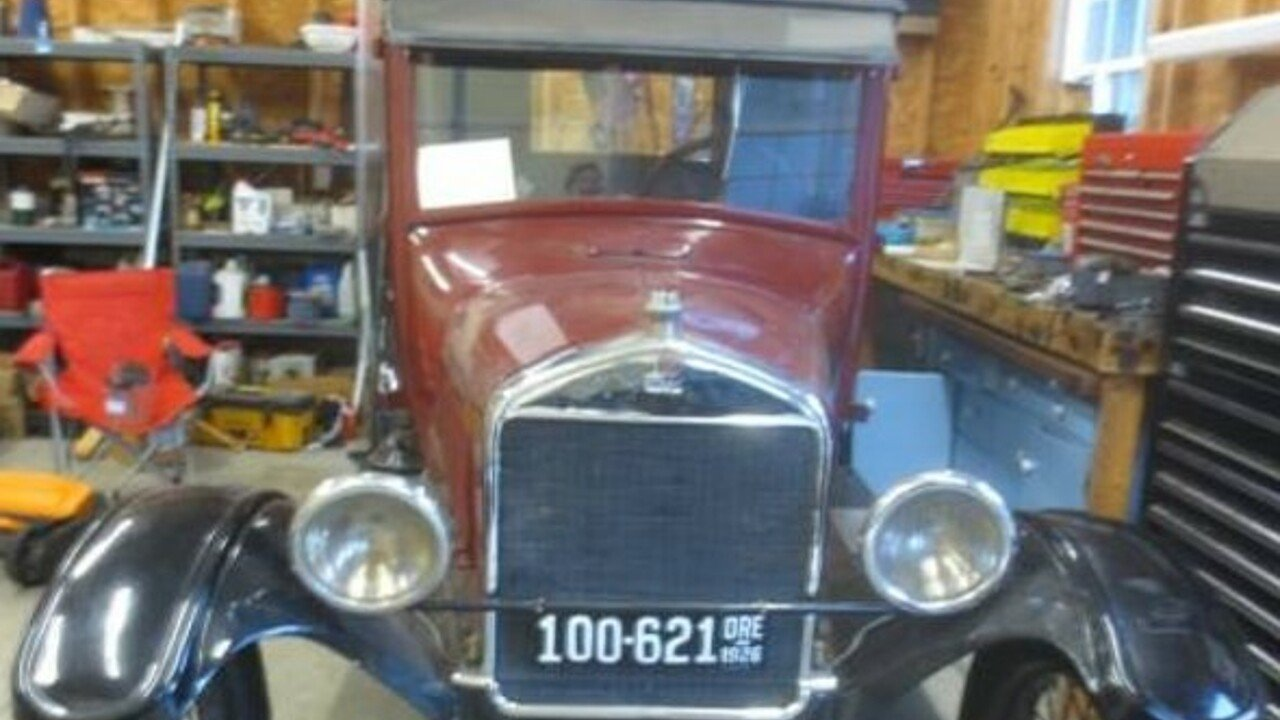 1926 Ford Model T for sale near LAS VEGAS, Nevada 89119 - Classics ...