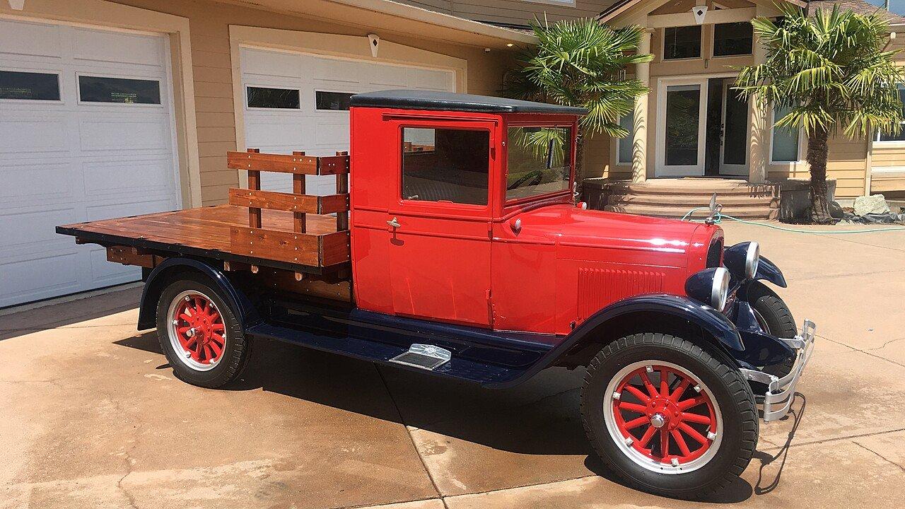 1927 Chevrolet Pickup for sale near Fox Island, Washington 98333 ...