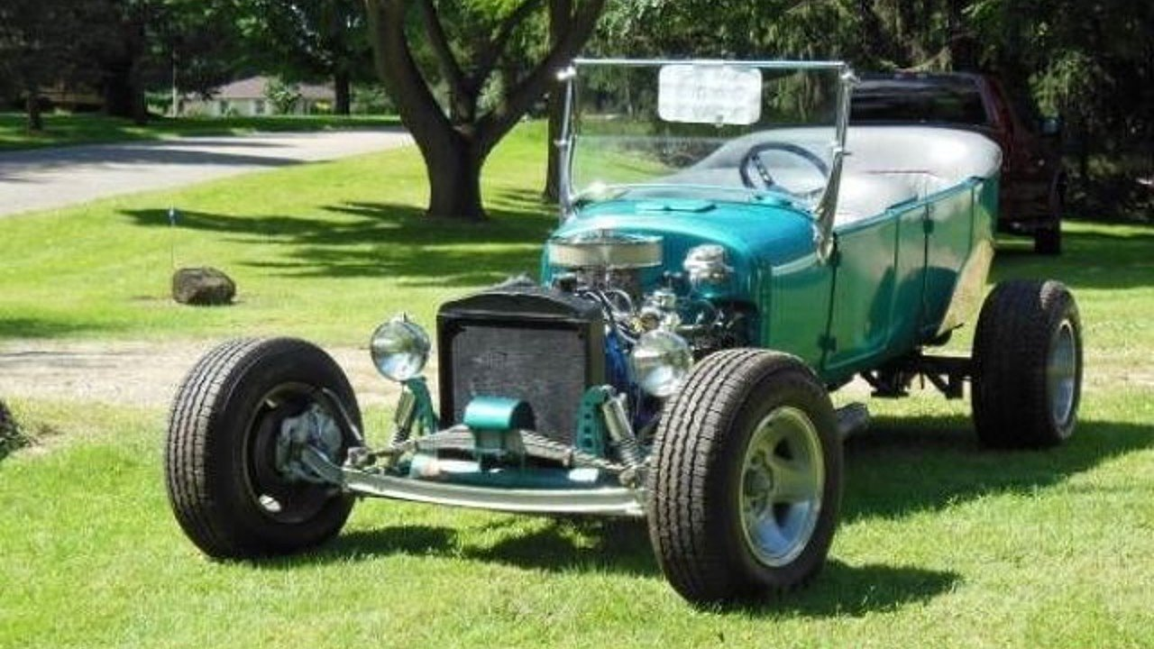 1927 Ford Model A for sale 100822429