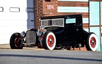 Ford Model T Hot Rod