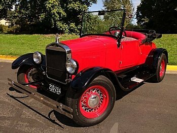 1927 Ford Other Ford Models for sale 100790989