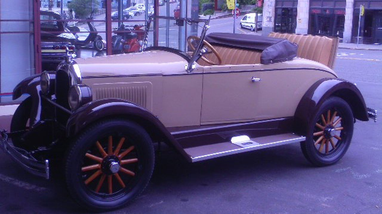 1927 Whippet Model 36 for sale 100989792