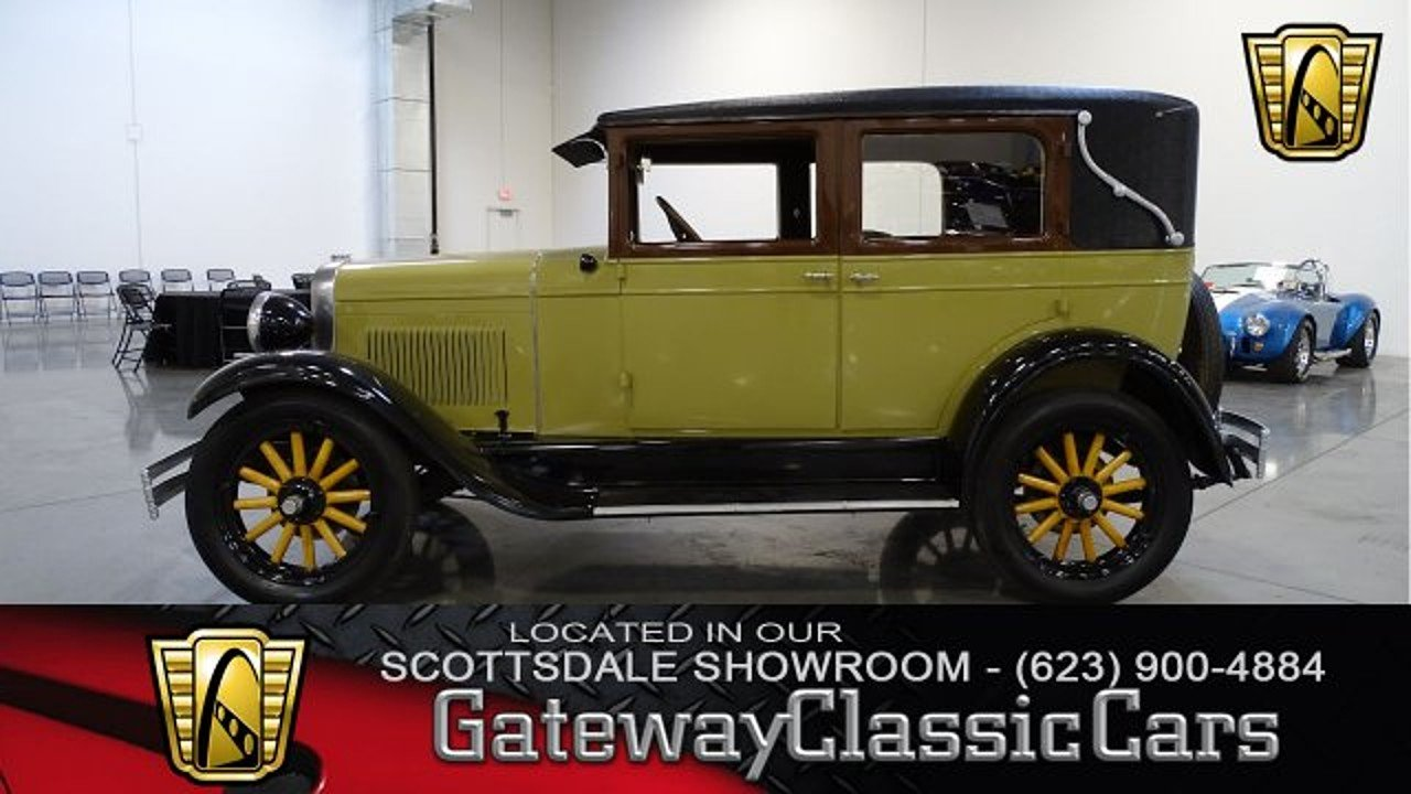 1928 Chevrolet Model AB for sale near O Fallon, Illinois 62269 ...