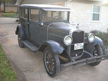 1928 Chevrolet Other Chevrolet Models for sale 100822380