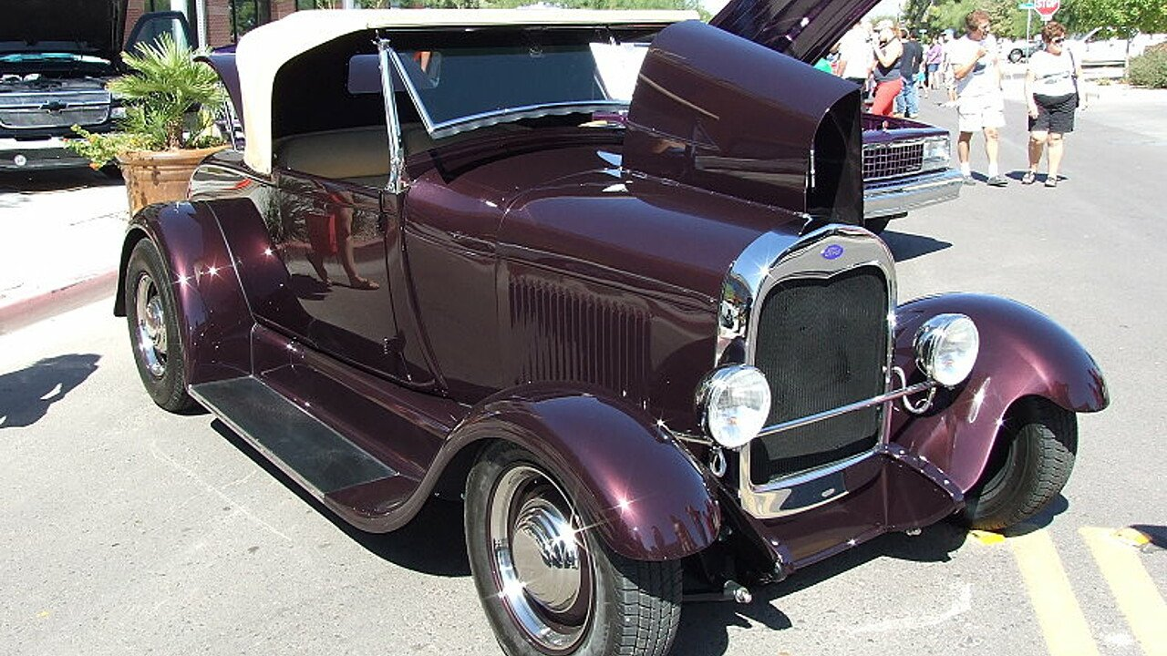 1928 Ford Model A for sale 100811930