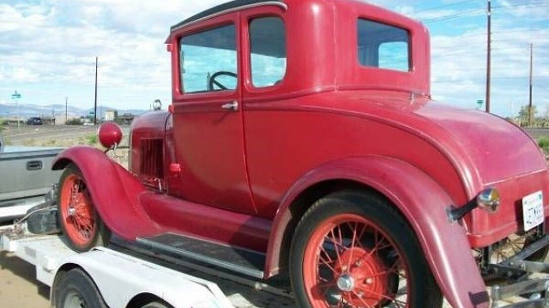 1928 Ford Model A for sale 100822521