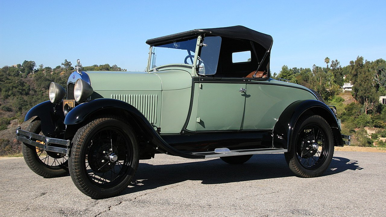 1928 Ford Model A for sale 100880979