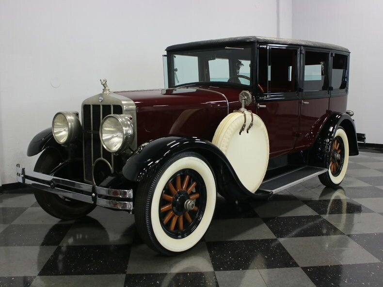 1928 Franklin Airman Touring Sedan for Sale | ClassicCars.com | CC ...