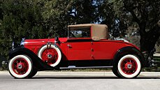 1929 Auburn Model 8-90 for sale 100772511