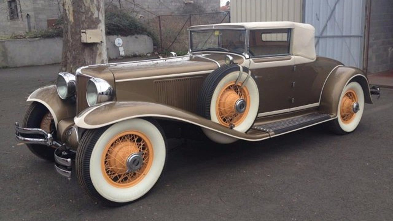 Car Auctions Ny >> 1929 Cord L-29 for sale near Riverhead, New York 11901 ...