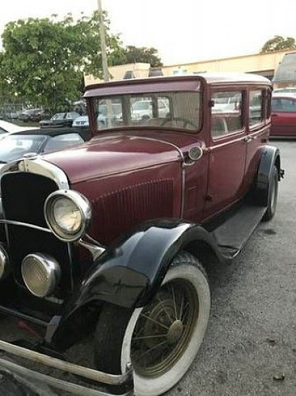 1929 Dodge Brothers Other Dodge Brothers Models for sale 100851475