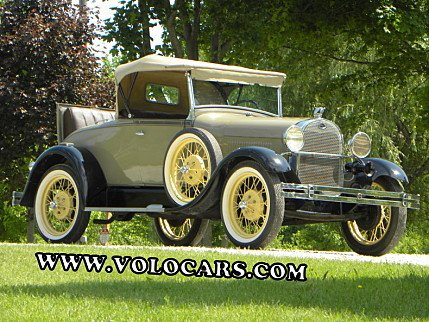 1929 Ford Model A for sale 100768631