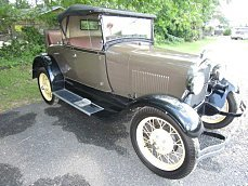 1929 Ford Model A for sale 100773331