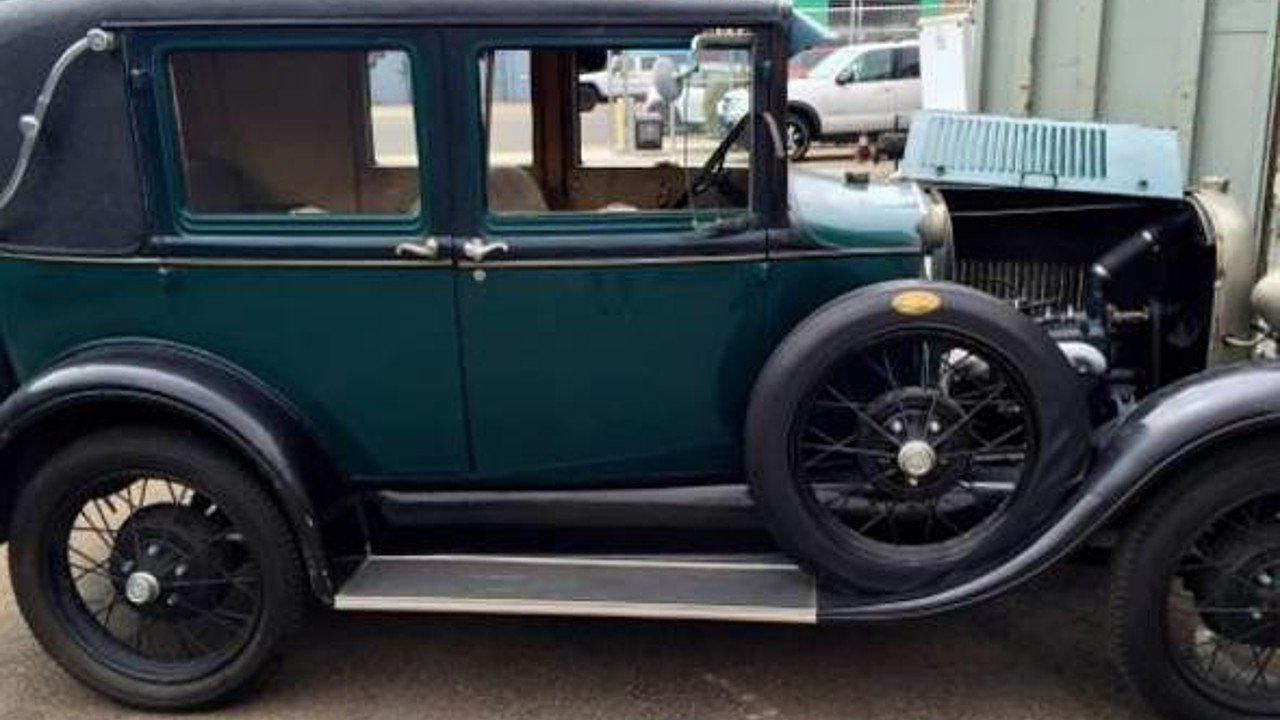 1929 Ford Model A for sale 100820413