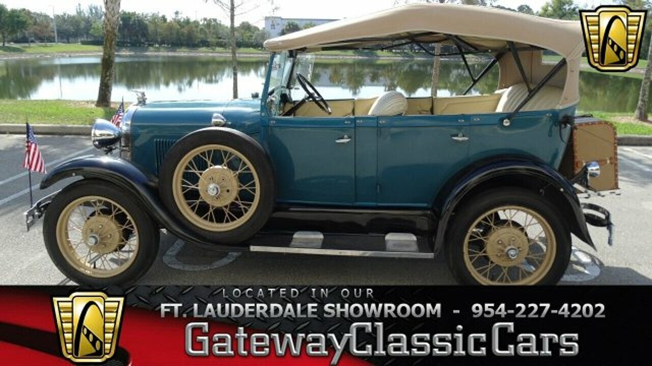 1929 Ford Model A for sale 100820536