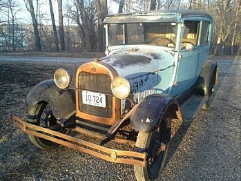 1929 Ford Model A for sale 100822306