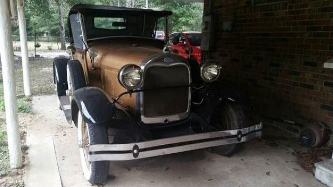 1929 Ford Model A for sale 100822362