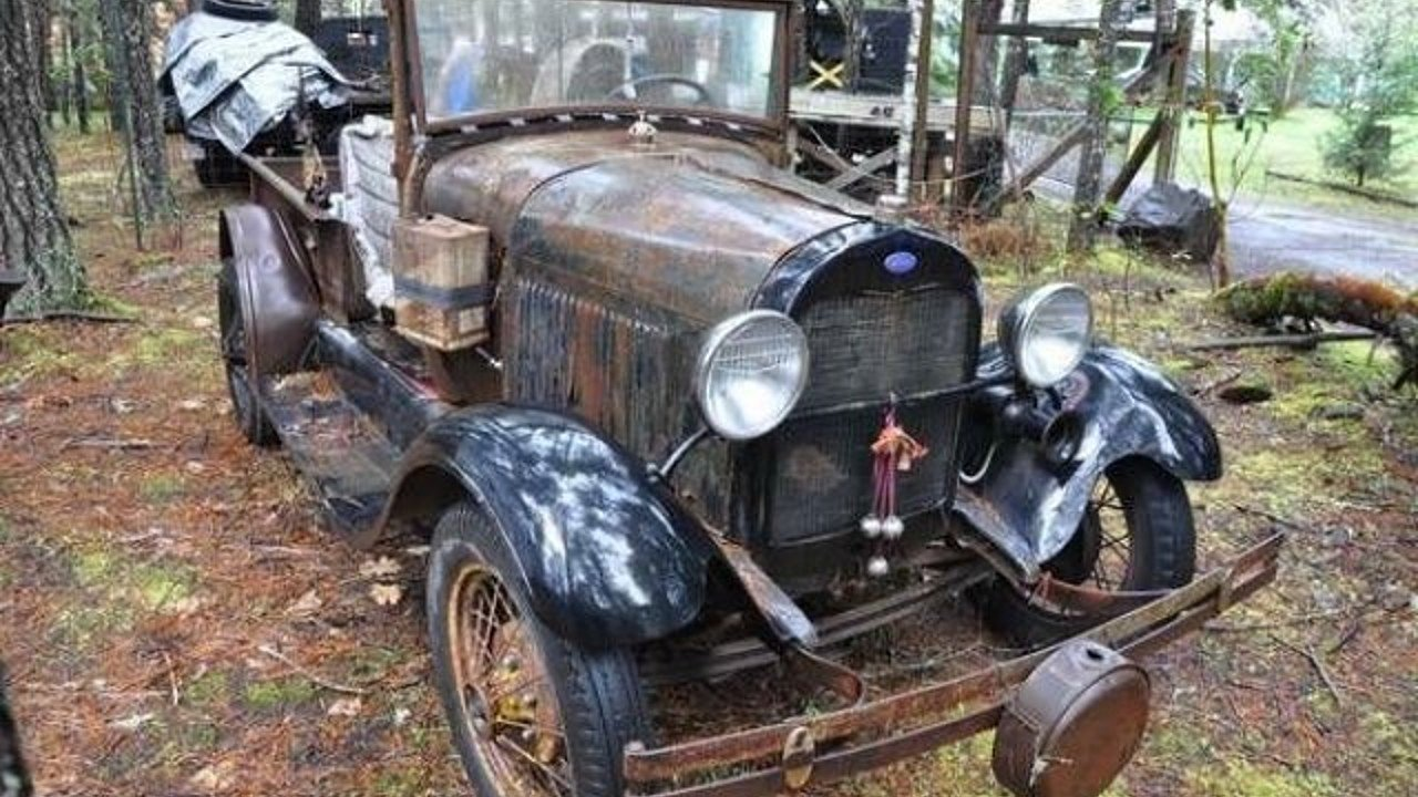 1929 Ford Model A for sale 100822453