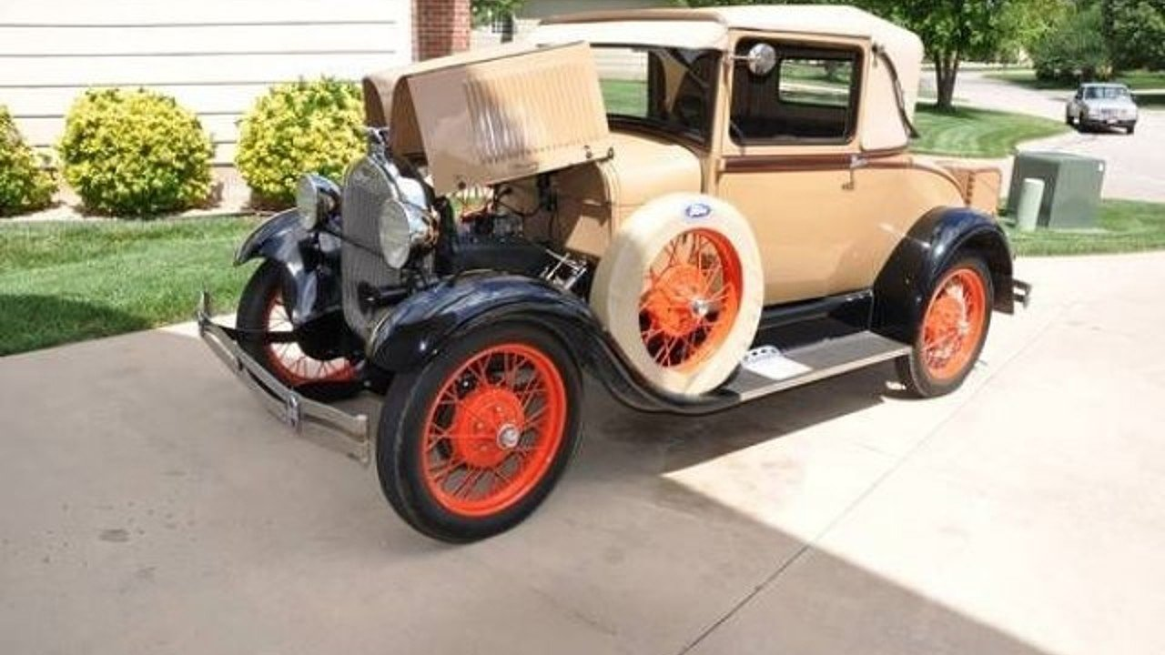 1929 Ford Model A for sale 100822464