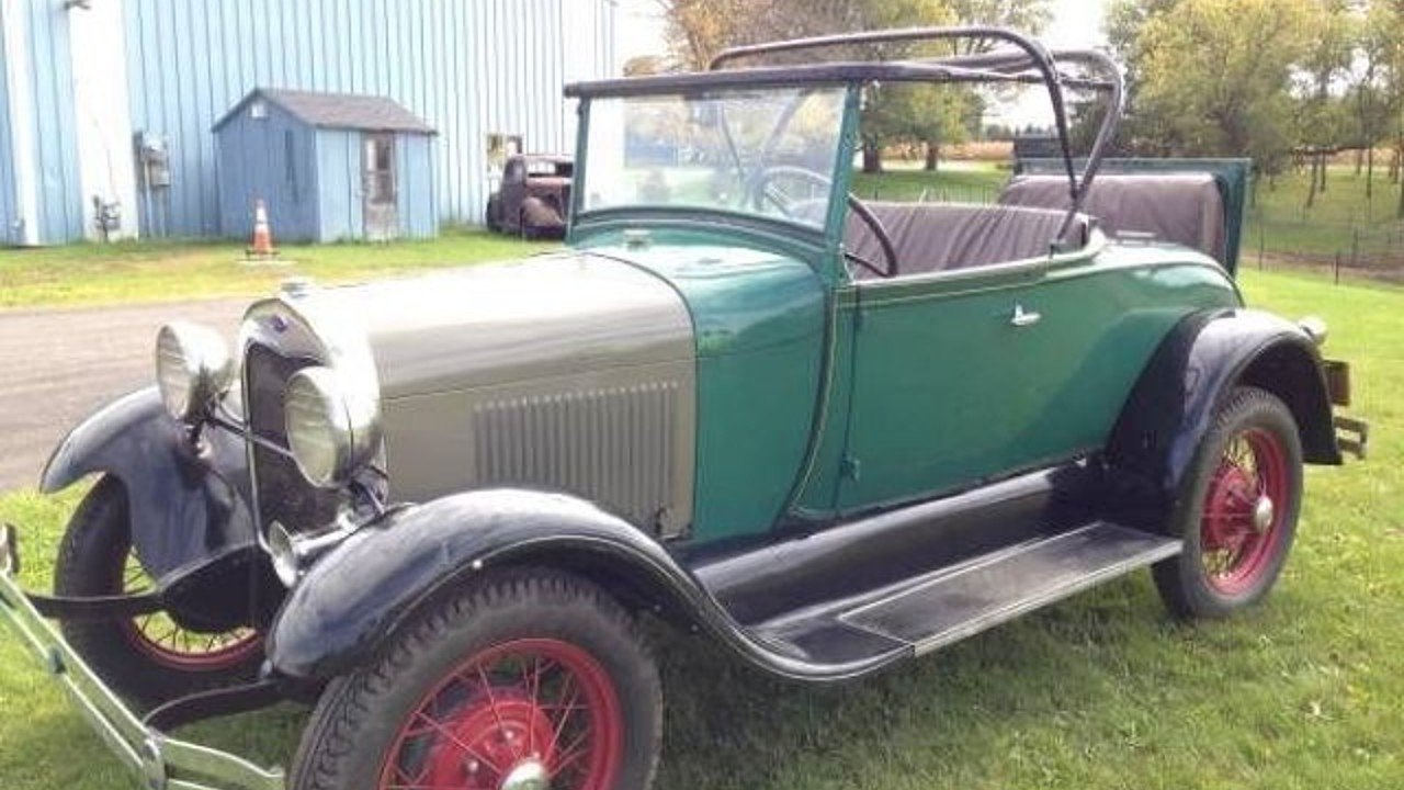 1929 Ford Model A for sale 100822579