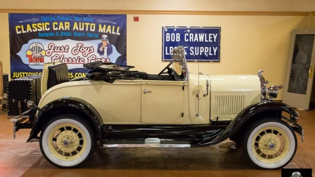 1929 Ford Model A for sale near Orlando, Florida 32837 - Classics on ...