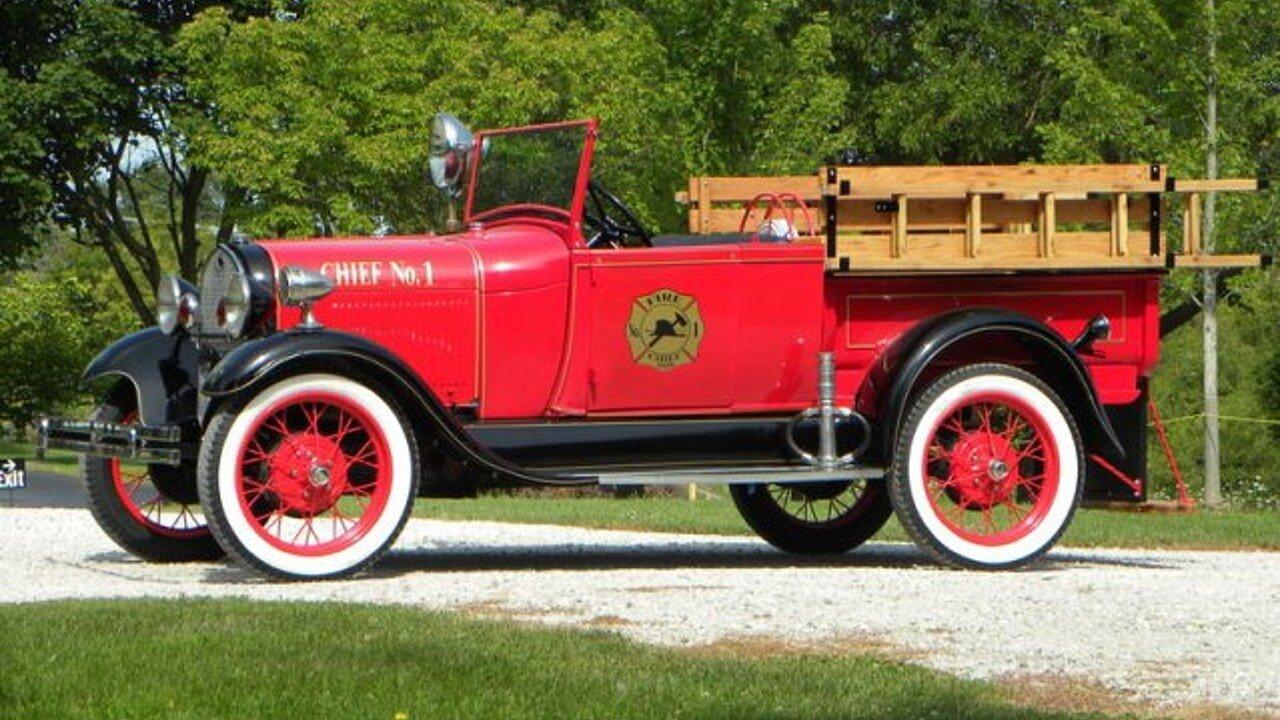 1929 Ford Model A for sale near Volo, Illinois 60073 - Classics on ...