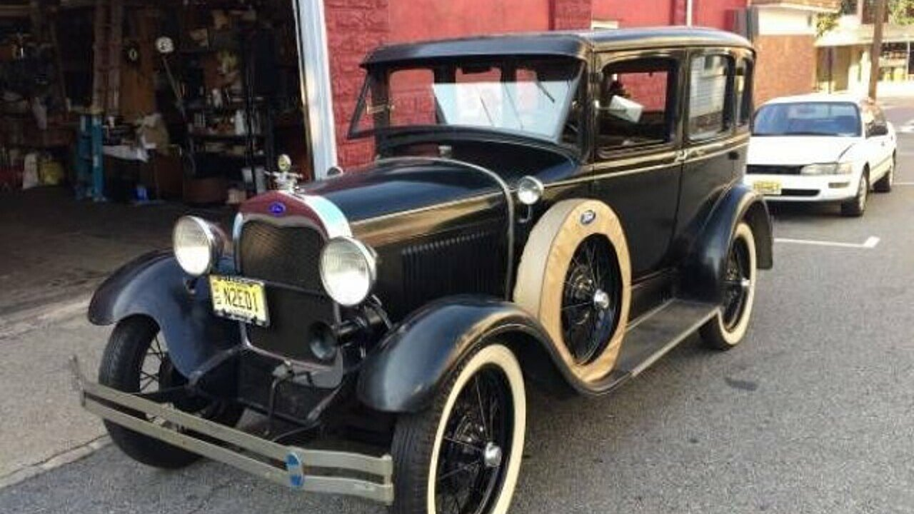 1929 Ford Model A for sale 100905229