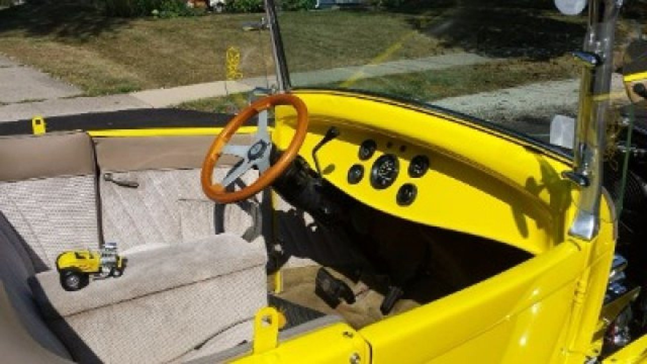 1929 Ford Model A for sale near Mundelein, Illinois 60060 - Classics ...