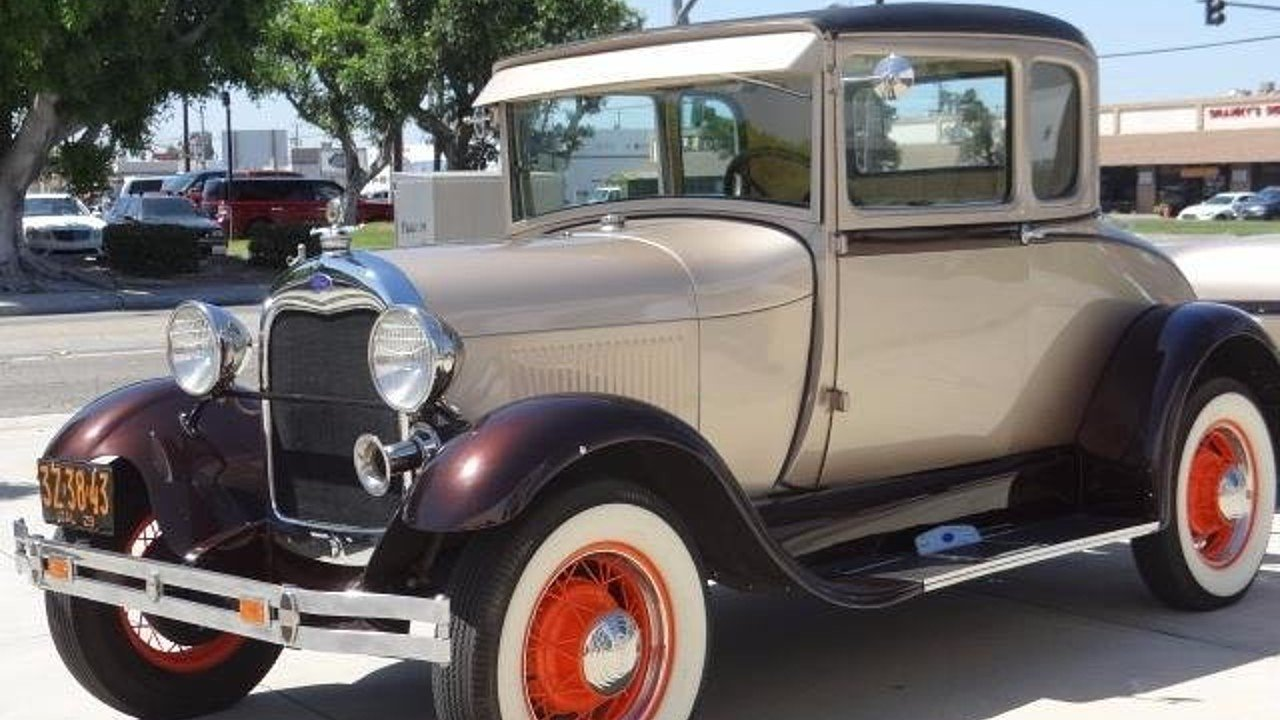 1929 Ford Model A for sale 100929243