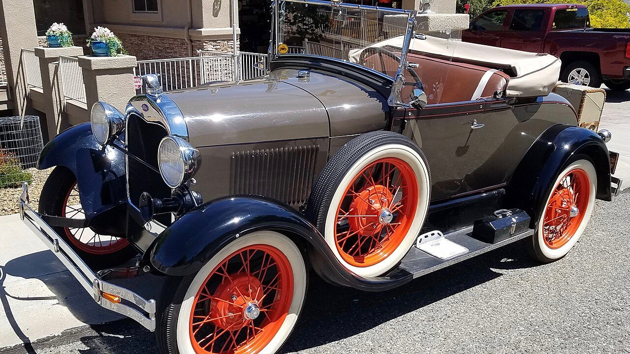1929 Ford Model A for sale 100930014