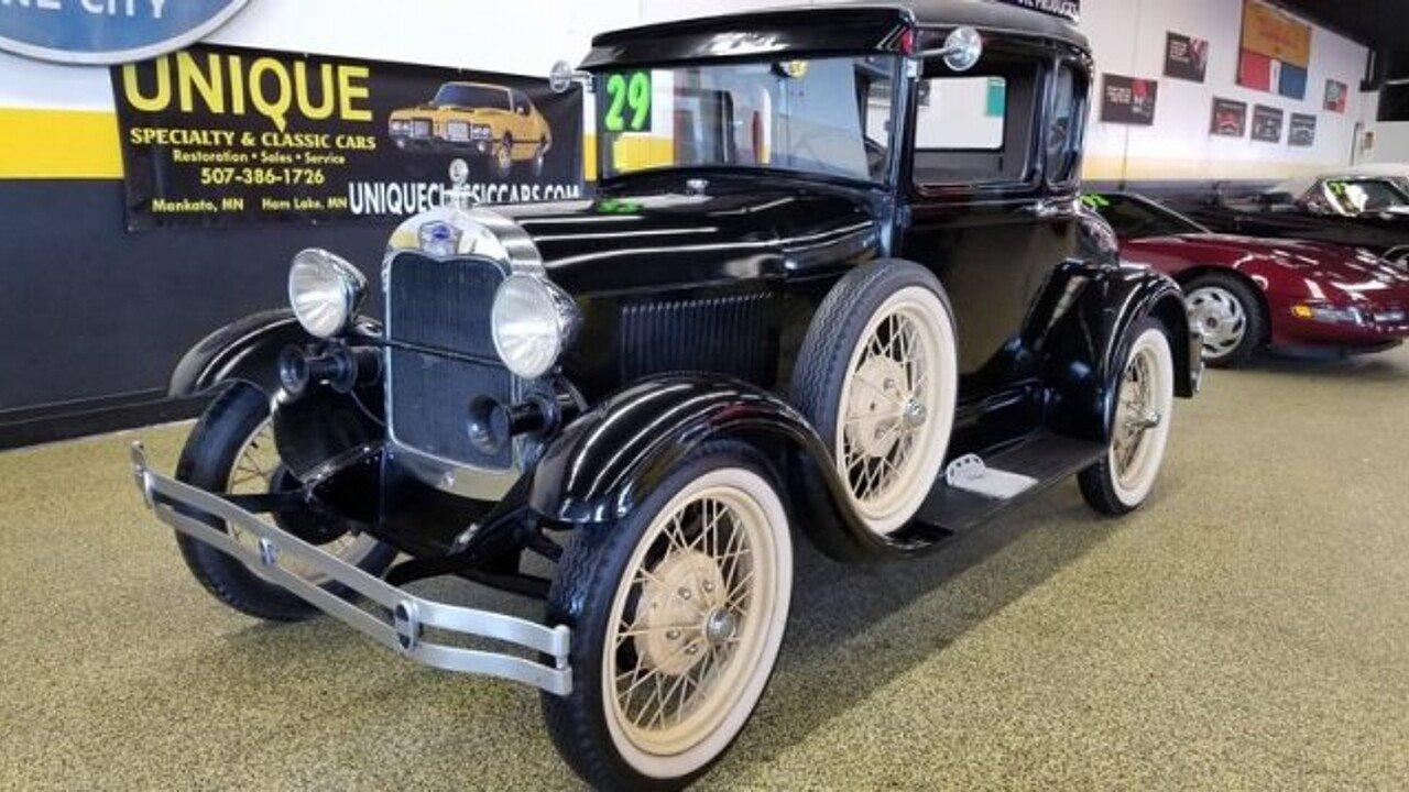 1929 Ford Model A for sale near Mankato, Minnesota 56001 - Classics ...