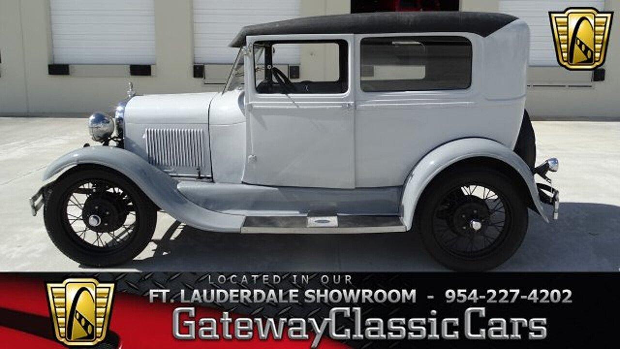 1929 Ford Model A for sale near O Fallon, Illinois 62269 - Classics ...