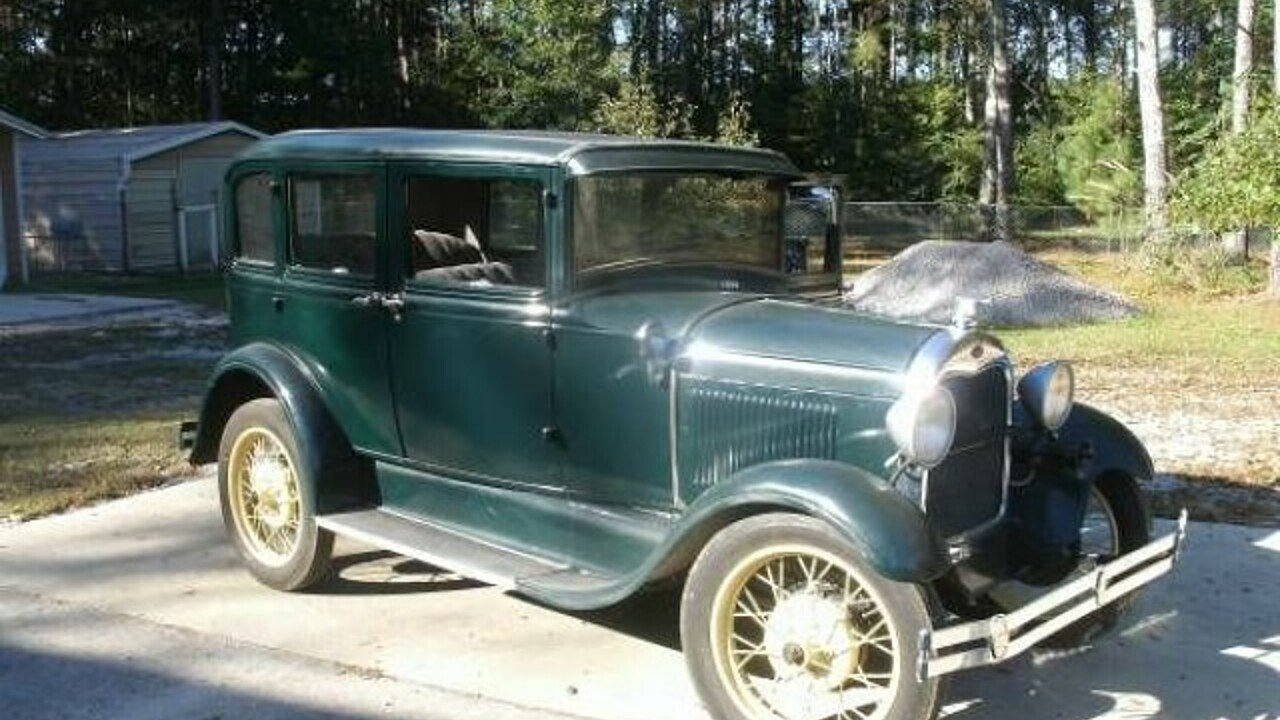 1929 Ford Model A for sale 100975173