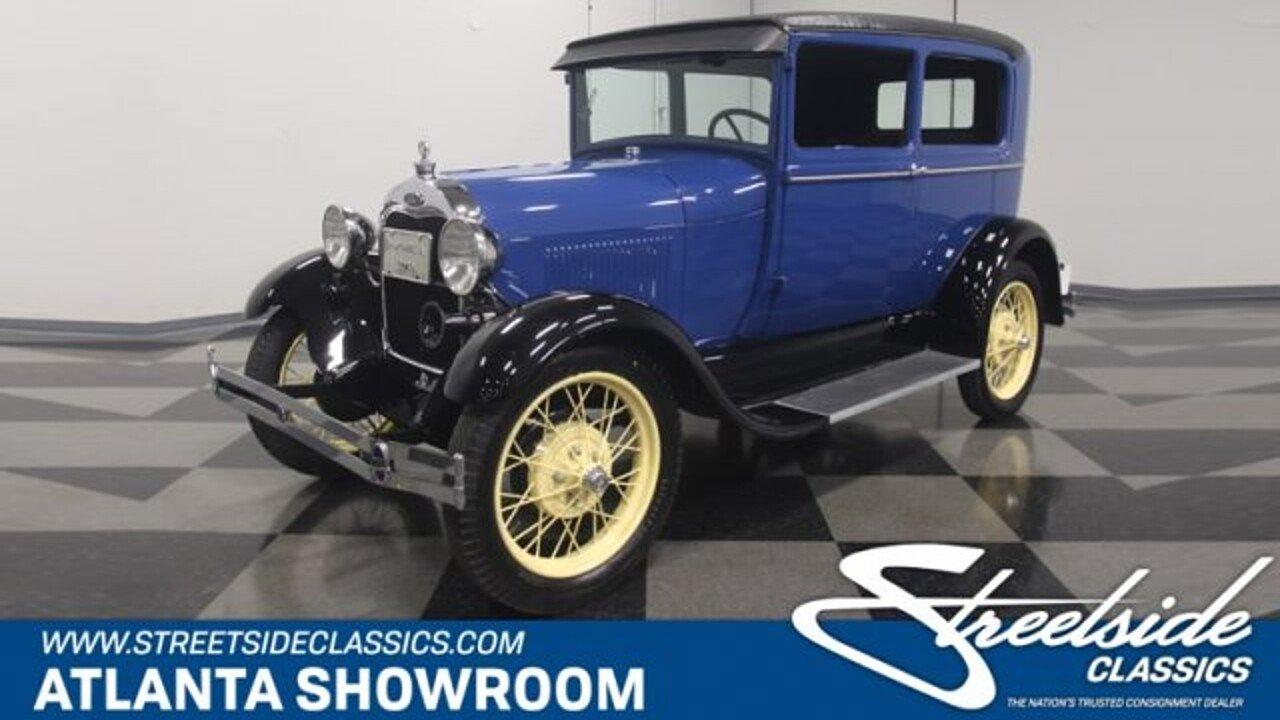 1929 Ford Model A for sale near Lithia Springs, Georgia 30122 ...