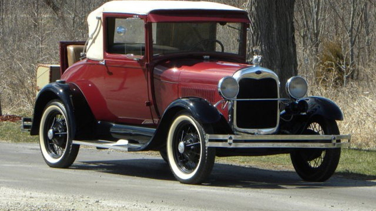 1929 Ford Model A for sale near Volo, Illinois 60073 - Classics on ...