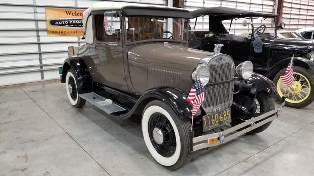 1929 Ford Model A for sale 100981887