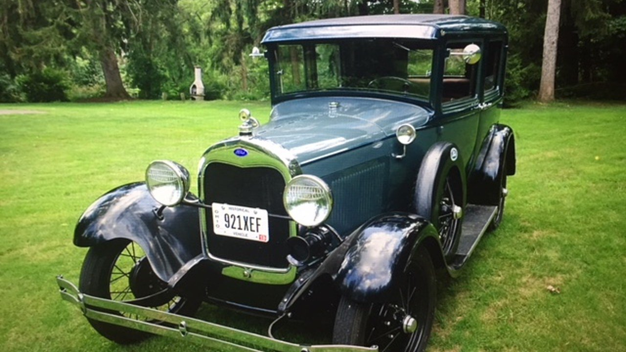 1929 Ford Model A for sale 101012450