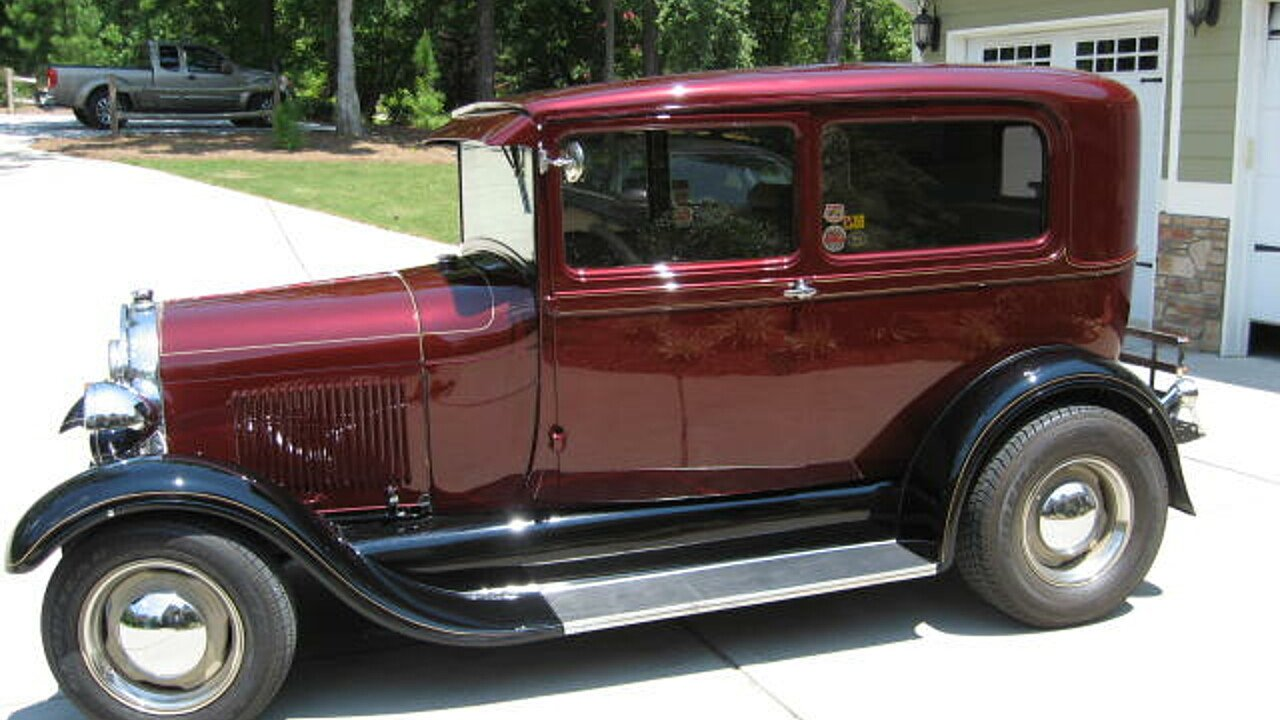 1929 ford model a for sale near ninety six south carolina. Black Bedroom Furniture Sets. Home Design Ideas