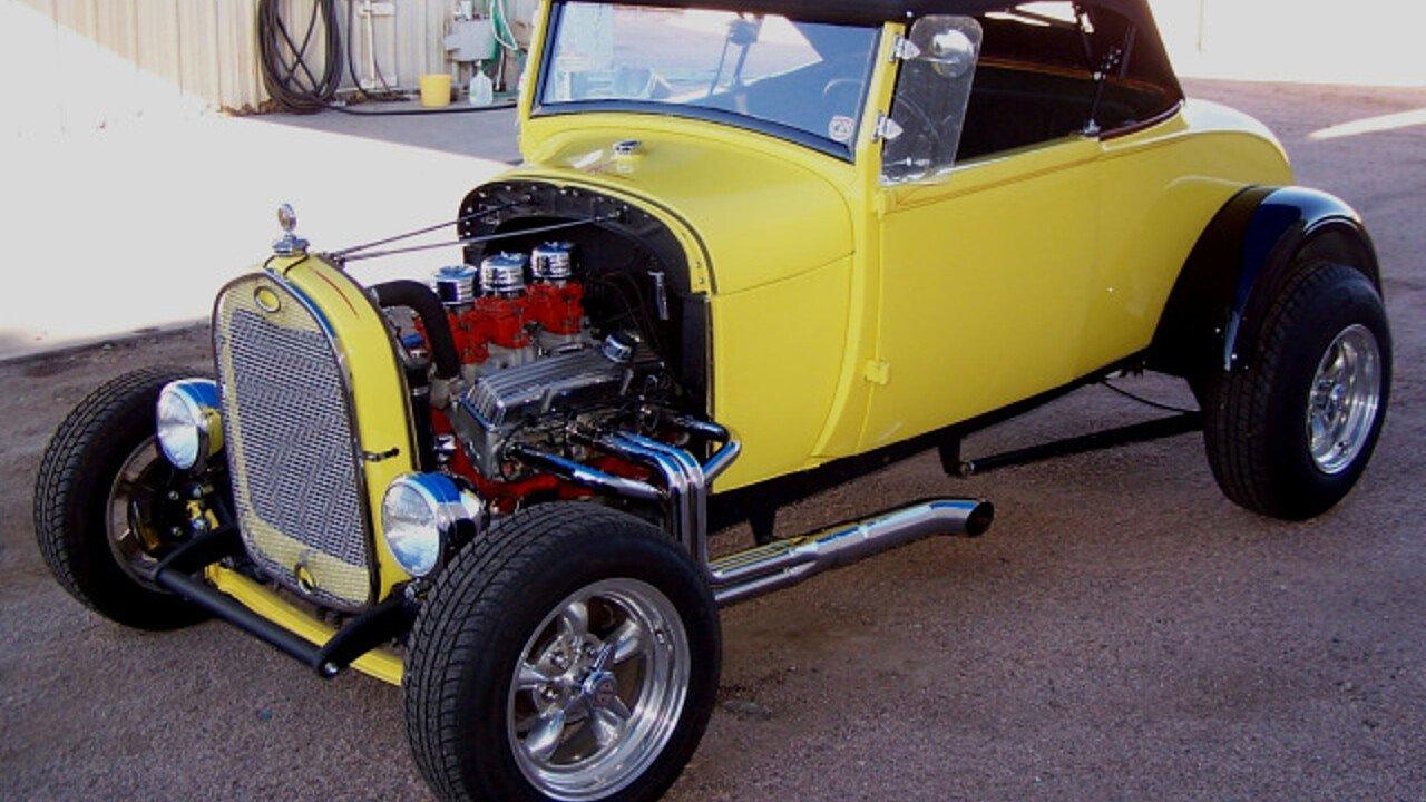 1929 Ford Model A 400 for sale near Queen Creek, Arizona 85142 ...