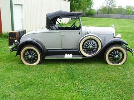1929 Ford Model A for sale 100822379