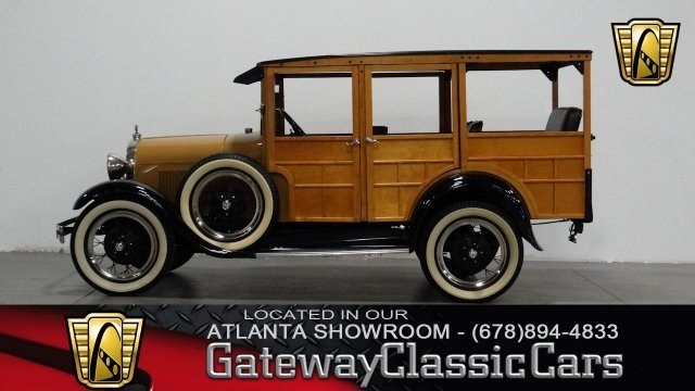 1929 Ford Model A for sale 100861802 & 1929 Ford Model A Classics for Sale - Classics on Autotrader markmcfarlin.com