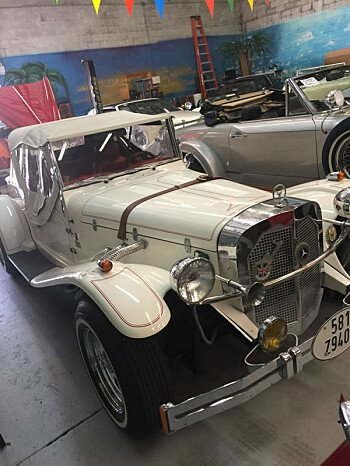 1929 Mercedes-Benz SSK for sale 100819048