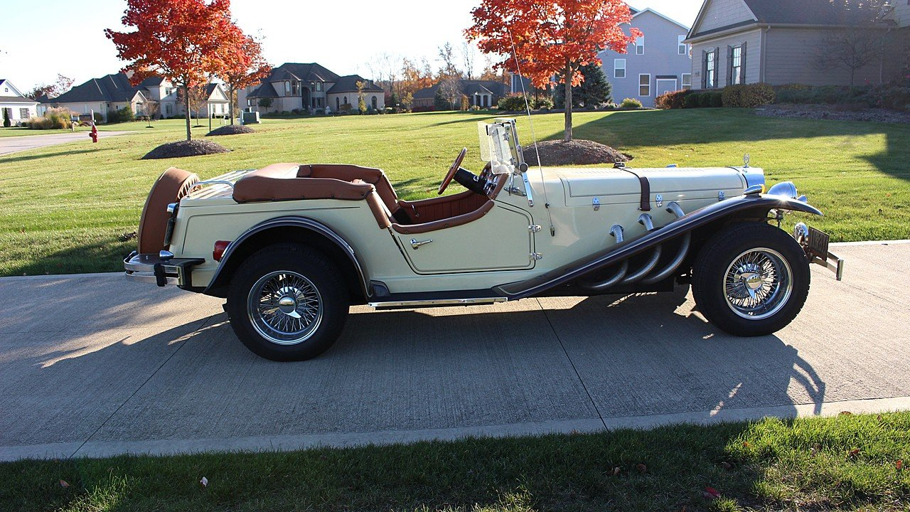 1929 mercedes benz ssk for sale near independence ohio for Mercedes benz classic cars