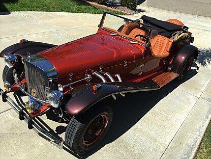 1929 Mercedes-Benz SSK for sale 100992380